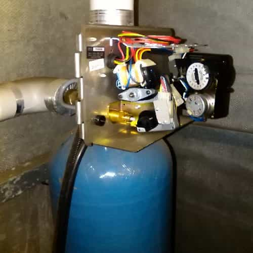 Fleck 2750 commercial water service repairs